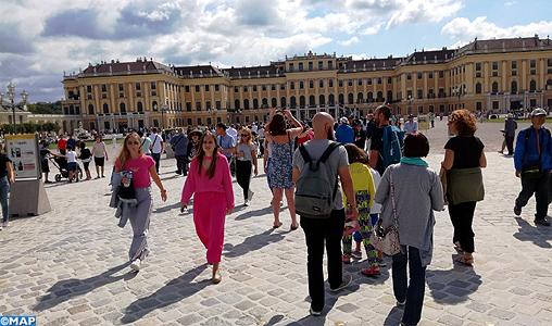 Le château de Schönbrunn à Vienne, majestueux témoignage d'un passé glorieux