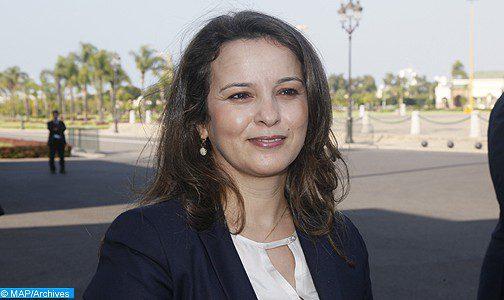 """Mme Afailal """"optimiste"""" quant à l'avenir de l'eau au Maroc"""