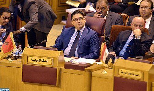 Ouverture au Caire des travaux de la 148ème session ordinaire du Conseil de la Ligue arabe avec la participation du Maroc
