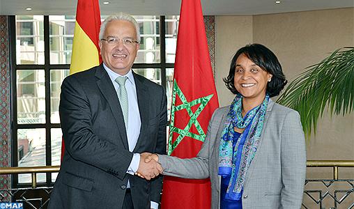 Le Maroc, un partenaire stratégique pour l'Espagne et l'UE (responsable espagnol)