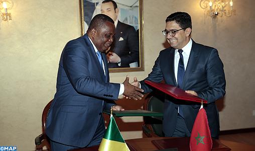 """Maroc/Congo Brazzaville, des relations """"très solides"""" sur plusieurs plans (ministre congolais)"""