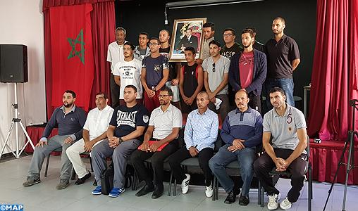 Participation du Maroc aux 14è championnats du Monde Wushu en Russie