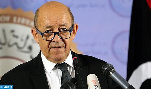 Nucléaire: le ministre français des affaires étrangères début mars en Iran
