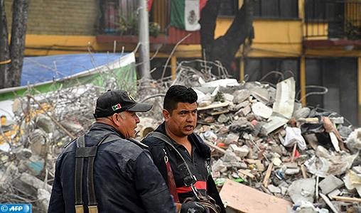 Mexique: La société civile excédée par l'inertie de la classe politique face au séisme
