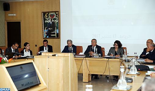 Réforme de l'administration: Réunion à Rabat consacrée à l'examen des moyens de réviser le décret relatif aux inspections générales