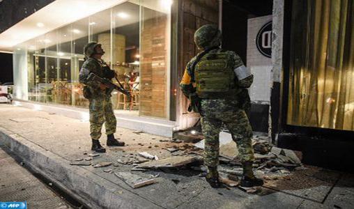 Mexique: le bilan du pire séisme en un siècle grimpe à 96 morts