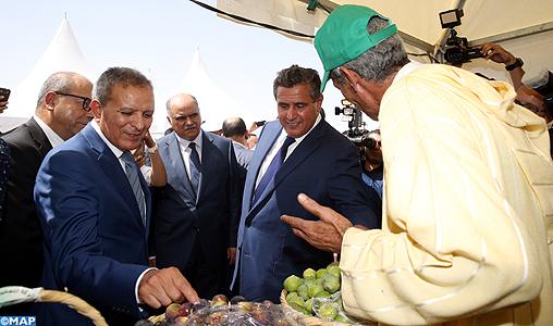 M. Akhannouch: La filière des figues a bénéficié d'un programme de mise à niveau et de développement