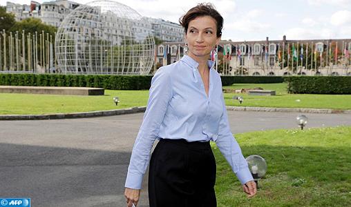 La richesse, la diversité et la complexité du parcours d'Audrey Azoulay donnent tout son sens à son élection à la tête de l'UNESCO