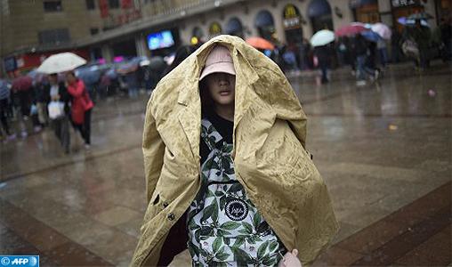 Des pluies torrentielles font cinq morts dans le centre de la Chine