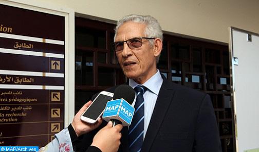 M. Daoudi expose à l'OCDE la stratégie du Maroc en matière de gestion des risques