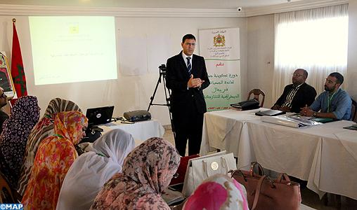 Laâyoune-Sakia-El Hamra: Démarrage d'une session de formation des associations sur la démocratie participative