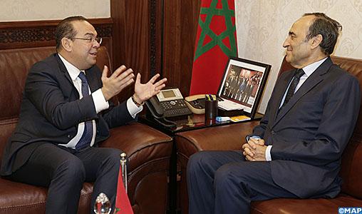 Les droits de l'Homme et la défense des libertés au centre d'entretiens maroco-tunisiens à Rabat