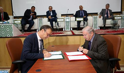 Agriculture : Signature à Meknès de deux accords entre des établissements marocains et français
