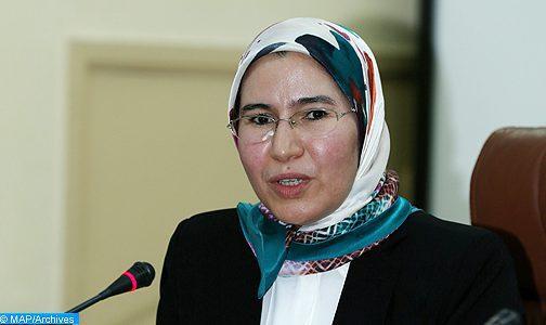 Mme El Ouafi réitère à Paris l'engagement du Maroc à appuyer l'initiative du Fonds Bleu pour le Bassin du Congo