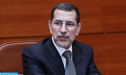 Le gouvernement déterminé à renforcer les relations du Maroc avec ses partenaires traditionnels ainsi qu'avec d'autres partenaires (M. El Othmani)
