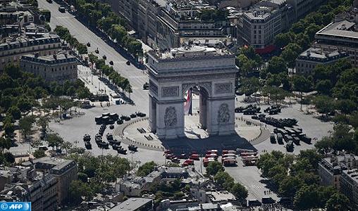 La ville de Paris fixe l'objectif de fin du diesel en 2024 et de l'essence en 2030 sur son territoire