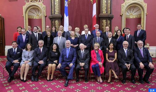 Un vent de renouveau et de changement souffle sur le Québecavec un remaniement ministériel majeur effectué par Philippe Couillard