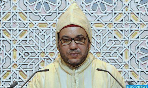 SM le Roi présidera vendredi l'ouverture de la 1ère session de la 2ème année législative de la 10ème législature (ministère de la Maison Royale, du Protocole et de la Chancellerie)