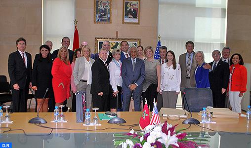 Des procureurs généraux américains s'informent, à Rabat, sur l'expérience marocaine en matière de gestion des établissements pénitentiaires