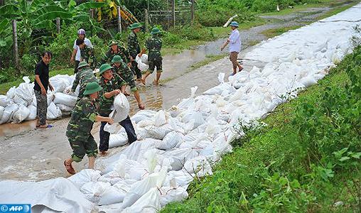 Vietnam: 54 morts et 39 disparus dans les inondations (nouveau bilan)
