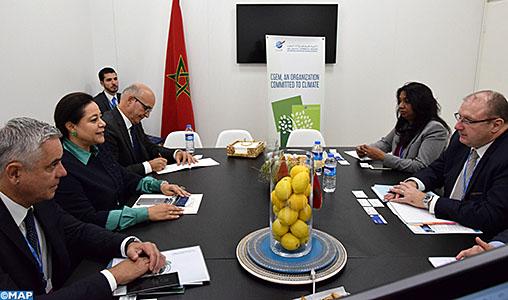 Le secteur privé marocain s'associe avec la Banque mondiale pour partager son expérience au service de l'action climatique