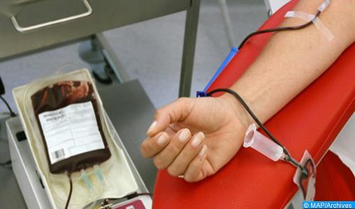 Oujda: une campagne de don de sang pour renflouer les stocks
