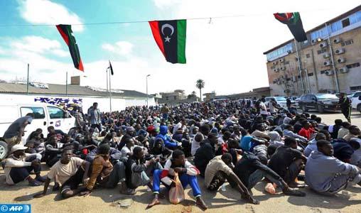 """Migration: """"préoccupé"""" par les pratiques présumées d'esclavage en Libye, le Conseil de sécurité prône une """"solution globale"""" à ce """"problème"""""""
