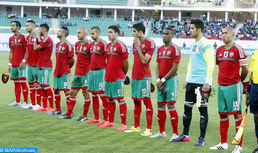 """""""Le Maroc profite du printemps de son football"""" (Agence de presse sénégalaise)"""