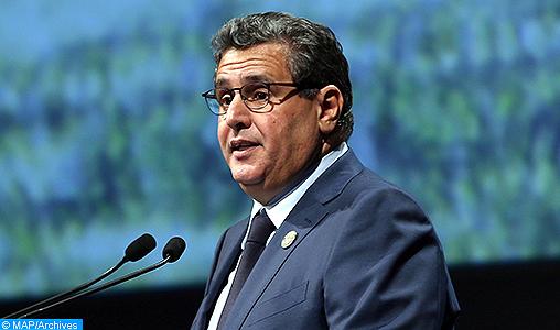 M. Akhannouch plaide à Marrakech en faveur de la concrétisation d'une offre politique globale à même de rompre avec les problèmes que connaissent les secteurs névralgiques