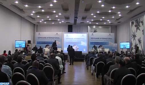 """Adoption de l'""""Appel de Rabat"""" pour le renforcement du financement de l'éducation et la lutte contre la déscolarisation"""