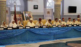Clôture à Rabat des travaux de la 25ème session ordinaire du Conseil Supérieur des Oulémas