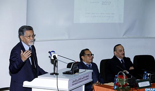 Les mesures visant à favoriser l'intégration de l'amazigh dans les domaines de la vie publique se poursuivent (M. Laaraj)