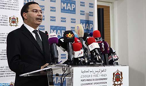 Le Maroc a réussi à maîtriser l'endettement et réduire le déficit budgétaire de plus de la moitié (M. El Khalfi)