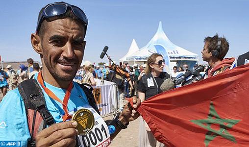 Le Marocain Rachid El Morabity et la Française Nathalie Mauclair remportent la 1ère édition du Marathon des Sables au Pérou