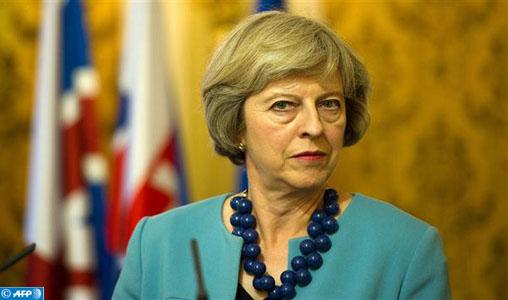 La PM britannique Theresa May était visée par une attaque terroriste déjouée