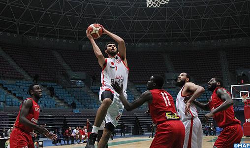 Coupe d 39 afrique des clubs champions de basket ball messieurs l 39 as sal et l 39 es rad s en - Coupe d afrique des clubs ...