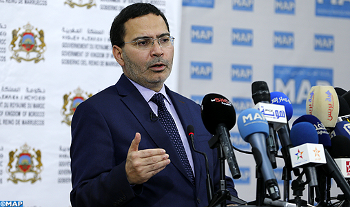 Question palestinienne: Le Maroc a été le premier à exprimer les positions qui s'imposent (El Khalfi)