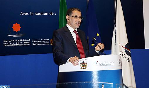 Energie: Les entreprises portugaises appelées à poursuivre leur contribution aux grands projets lancés par le Maroc (El Othmani)
