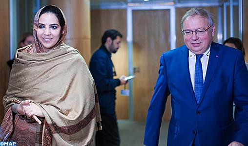 Maroc-Belgique : Volonté réciproque de renforcer davantage les échanges commerciaux