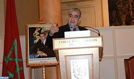 Le président du CNDH souligne à Bruxelles l'évolution des droits de l'homme au Maroc