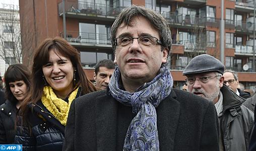 Un juge de la Cour suprême espagnole refuse de réactiver le mandat d'arrêt européen contre Puigdemont