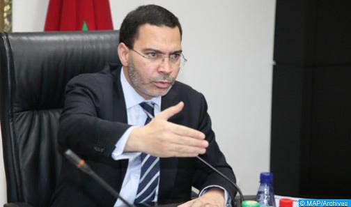 M. El Khalfi souligne la nécessité d'approfondir les recherches  sur les nouveaux modes de migrations