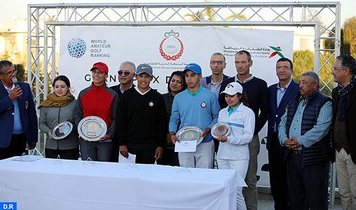 Golf: Remarquable succès du Grand Prix de Rabat