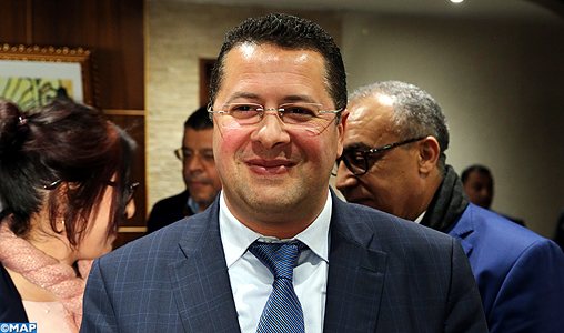 Biographie de Mohamed El Gharass, secrétaire d'Etat chargé de la formation professionnelle