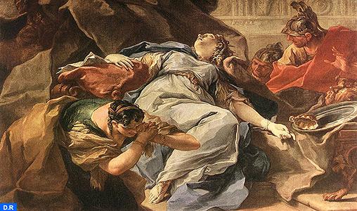 """""""Sophonisbe"""" en amazigh, ou quand une reine amazighe de l'antiquité ressuscite de ses cendres"""