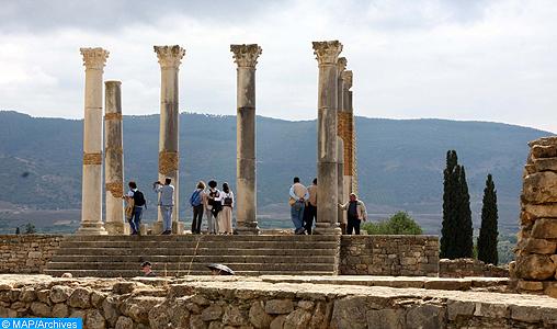 Le Centre national du patrimoine rupestre recense plus de 400 sites au niveau national