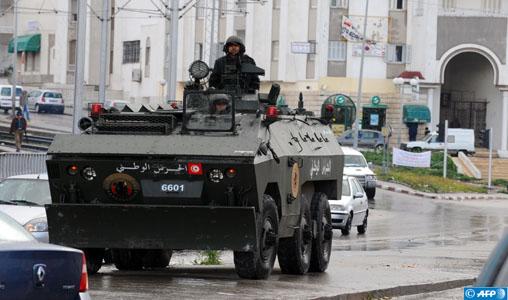 Au moins 773 personnes arrêtées en Tunisie depuis le début des troubles (Intérieur)
