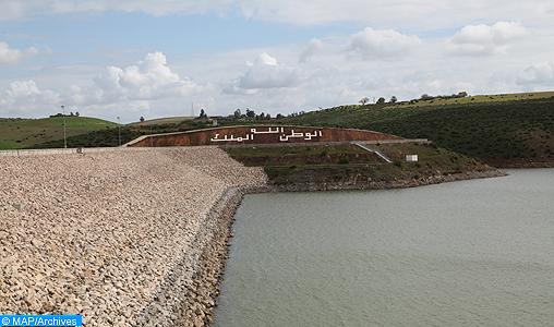 Maroc: Les barrages remplis à plus de 68%