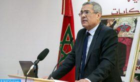M. Benabdelkader met en exergue à l'OCDE les efforts du Maroc pour promouvoir la gouvernance inclusive et la démocratie participative