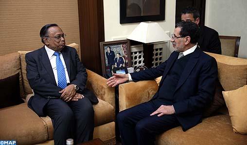 Le maroc et le bangladesh expriment leur volont de - Bureau de la coordination des affaires humanitaires ...
